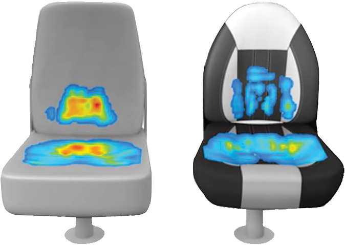 Tempress ProBax® Seat Heatmap
