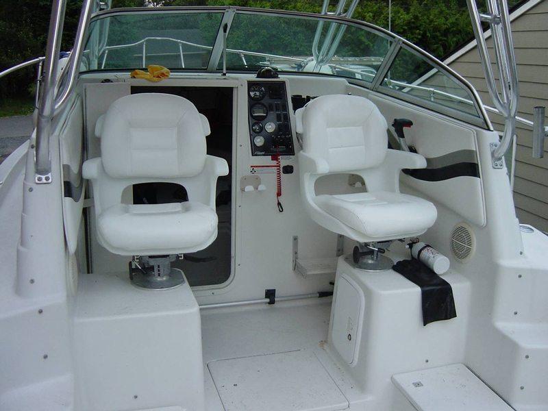 Tempress Elite Low Back Seats