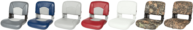 Shop TEMPRESS All-Weather™ High-Back Series Seats