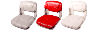 Shop TEMPRESS All-Weather™ Low-Back Series Seats