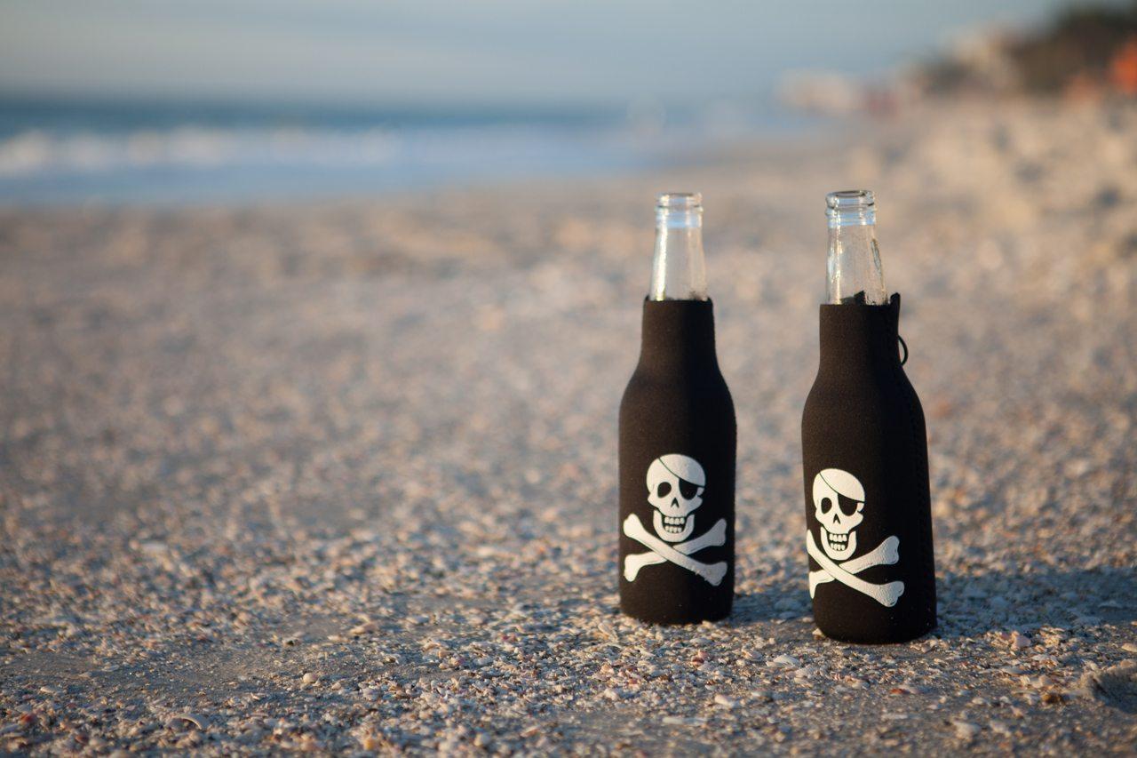 Pirate Bottle Buddy