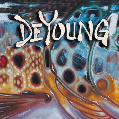 Artist Derek DeYoung