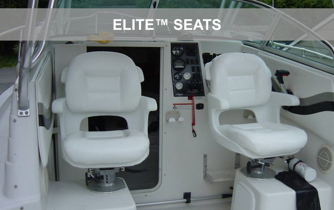 Elite Series Boat Seats