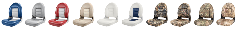 Shop TEMPRESS Navistyle™ High-Back Series Seats