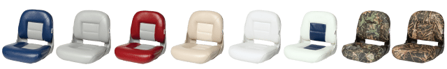 Shop TEMPRESS Navistyle™ Low-Back Series Seats
