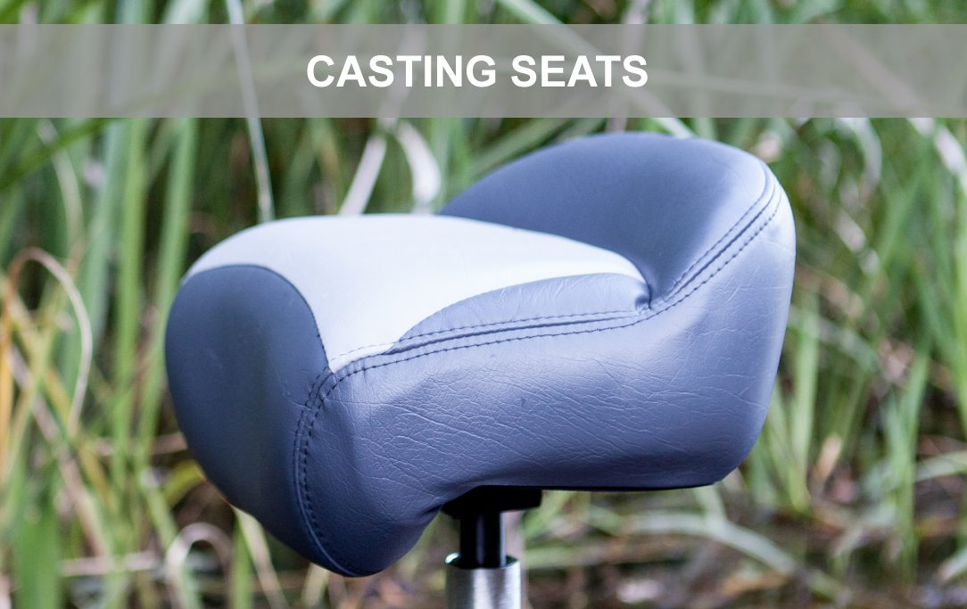 Casting Series Boat Seats