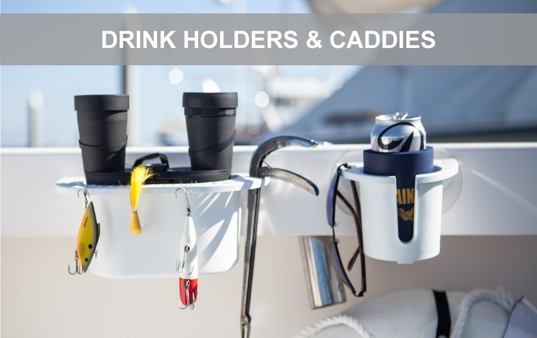 Drink Holders & Caddies