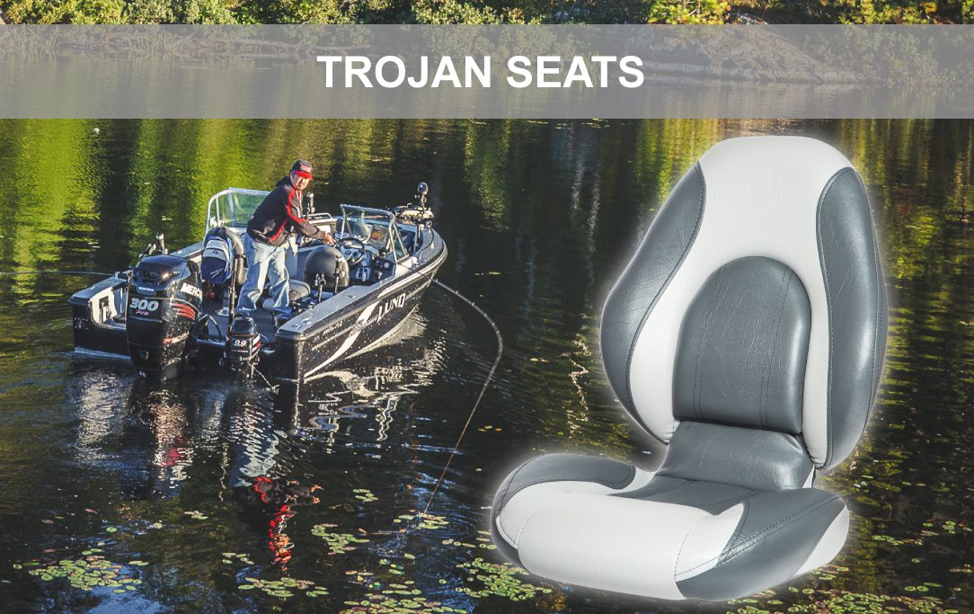 Trojan Series Boat Seats