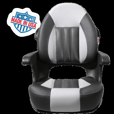 TEMPRESS ProBax™ Helm Series Boat Seats
