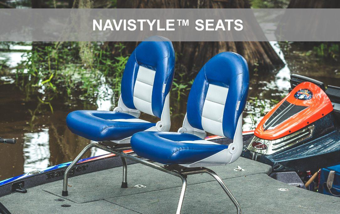 Navistyle Series Boat Seats