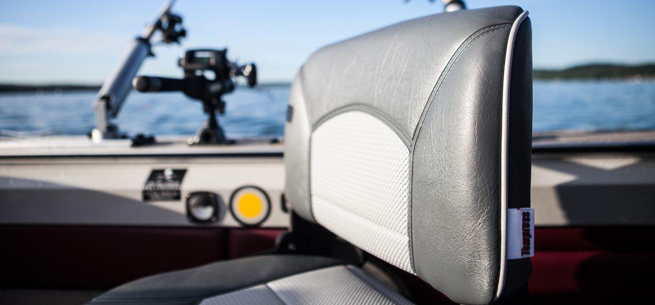 Tempress Profile Guide Series Boat Seats