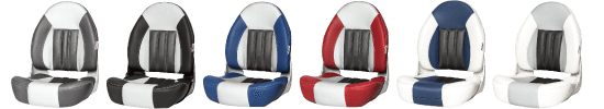 Shop TEMPRESS ProBax™ High-Back Series Seats