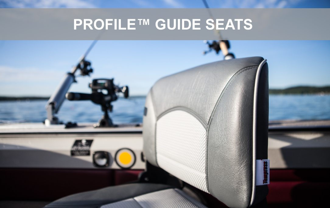 Profile Guide Series Boat Seats