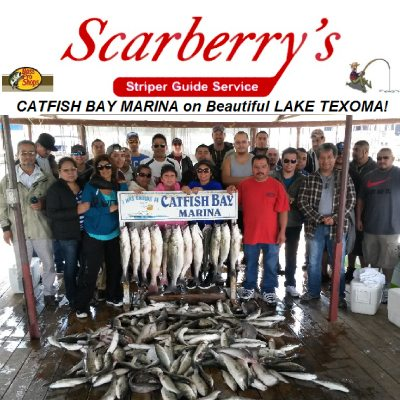 Scarberry's Striper Guide Service