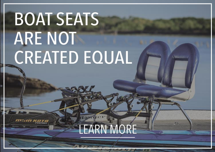 Tempress Boat Seats