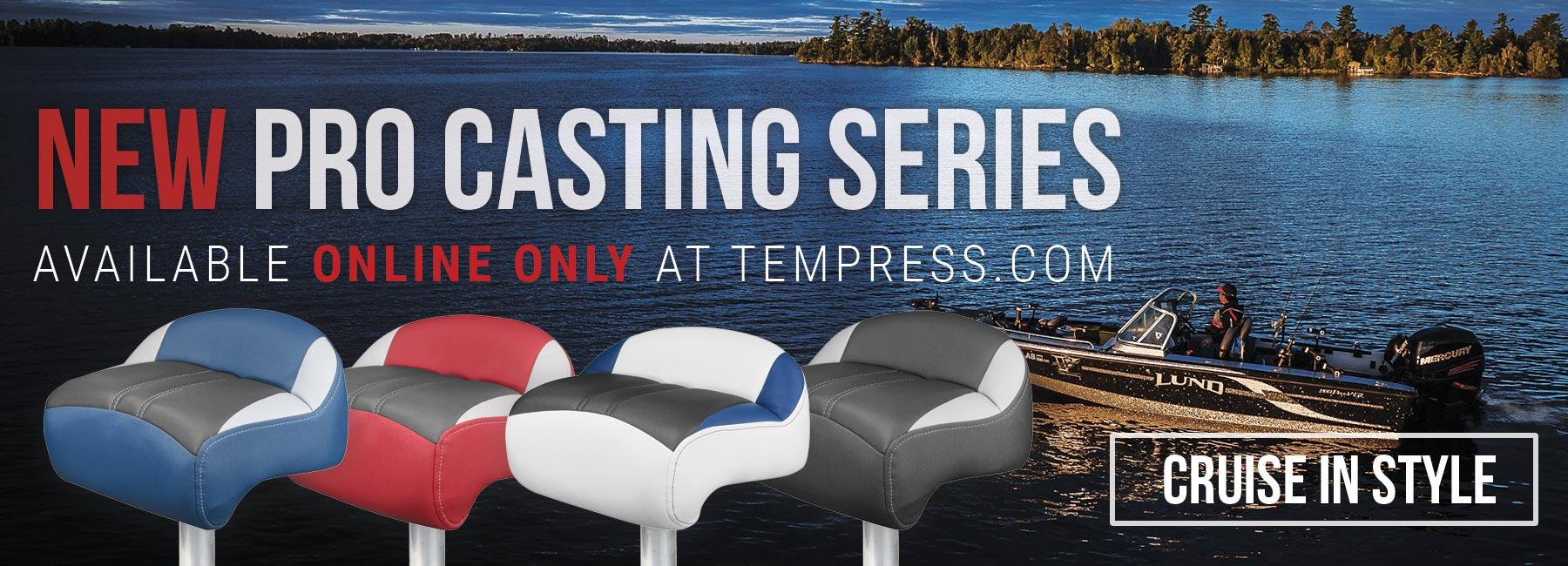 Pro Casting Series