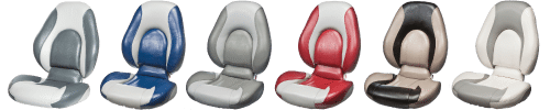 TEMPRESS Trojan Series Boat Seats