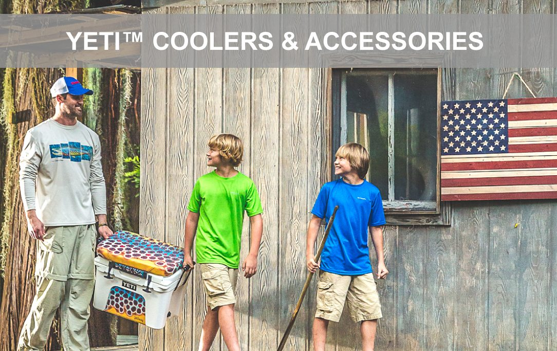 YETI™ Coolers & Accessories