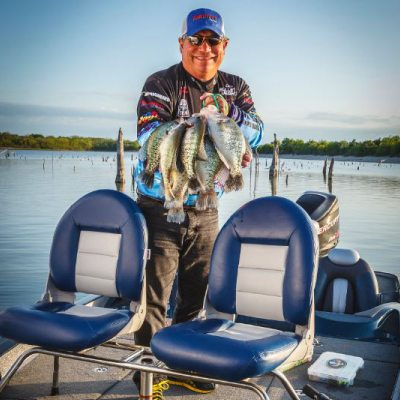 Wally Marshall aka Mr Crappie