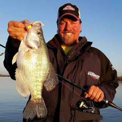 Professional Angler Tommy Skarlis